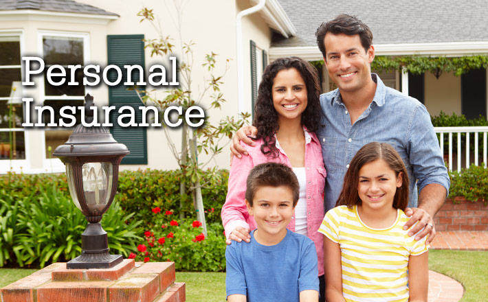 Personal insurance is designed for individuals who are looking to protect themselves or their entire family against insurable losses.